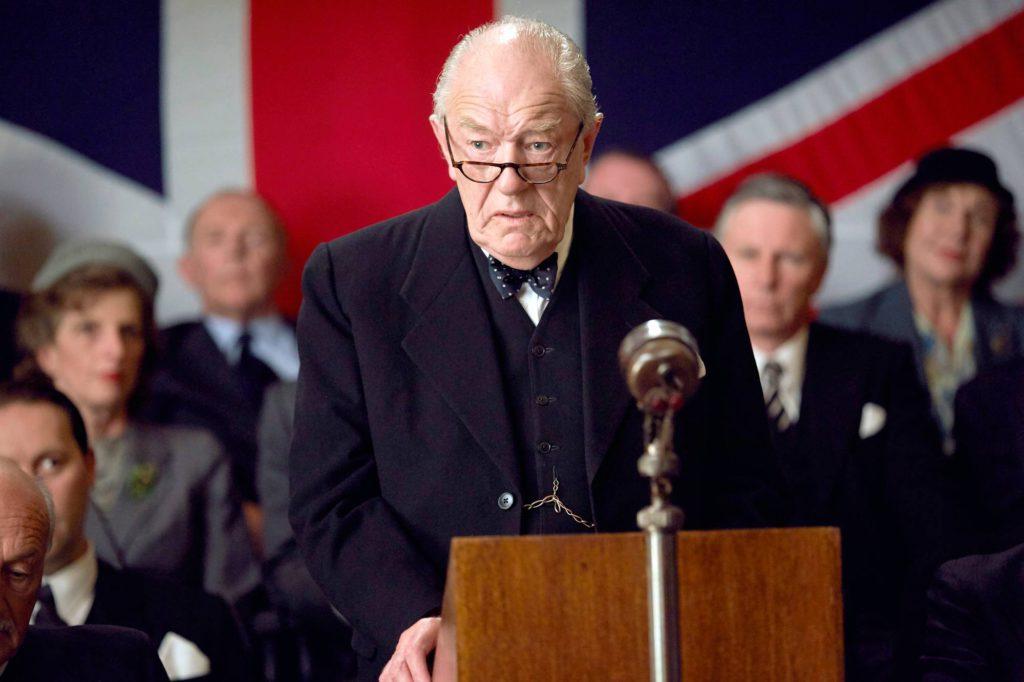 Churchill Elokuva