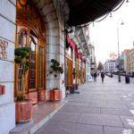 Grand Hotelin baarissa ovat viihtyneet niin Ibsen kuin Munch.