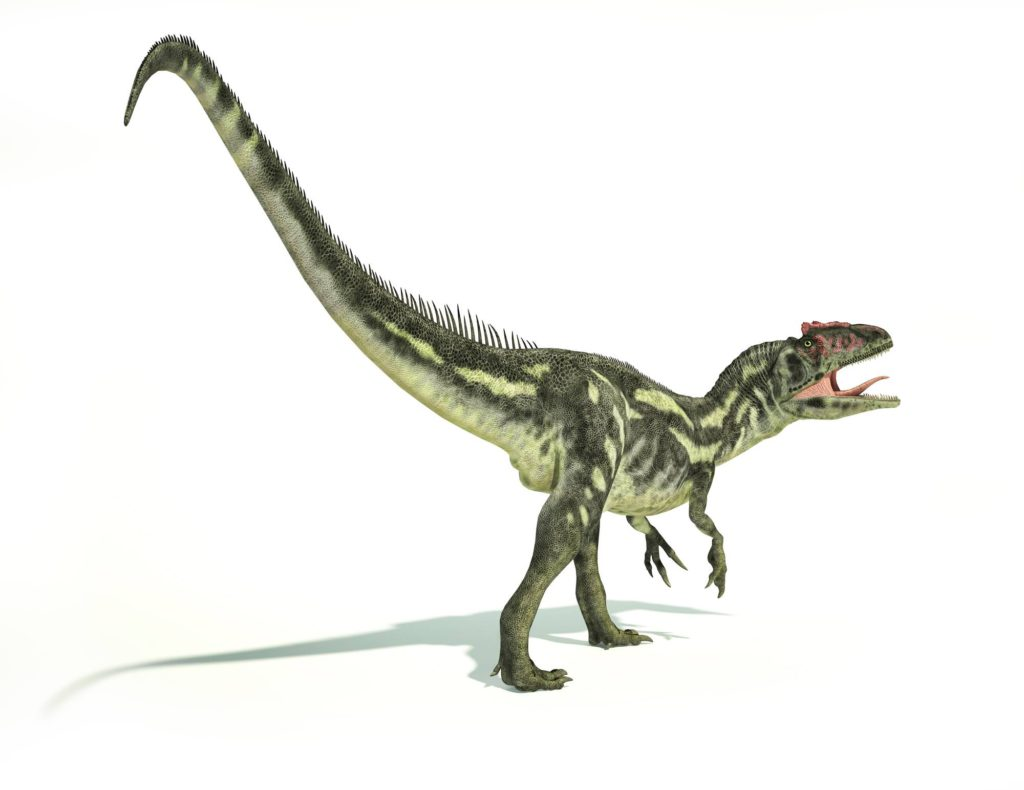 Dinosaurukset kuolivat äkillisesti sukupuuttoon liitukauden joukkosukupuutossa noin 65 miljoonaa vuotta sitten.