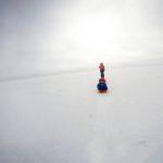 Grönlannin ylitys on kuninkuuslaji, jonka aivan viime vuosinakin moni retkikunta on joutunut keskeyttämään. Paula Strengell ja Niina Rautiainen lähtivät 550 kilometrin vaativaan yritykseen viime keväänä.