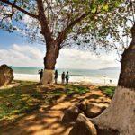 Nha Trangin rannat eivät vielä ole yhtä ruuhkaisia kuin esimerkiksi Thaimaassa.