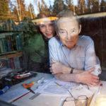 Jorma ja Irma Tiittasen avioliitto kesti 60 vuotta. Pari tapasi tansseissa.