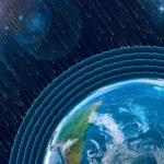 Maapallon magneettikenttä suojelee avaruudesta tulevalta haitalliselta säteilyltä.