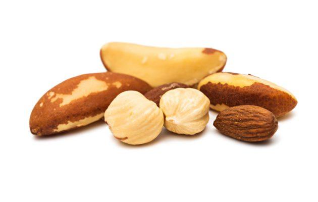 Pähkinäallergia Manteli