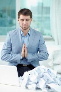 Meditoiva mies