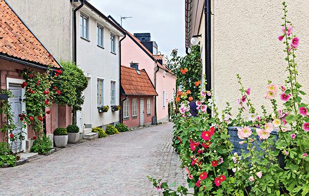 Lukijamatkat, Visby