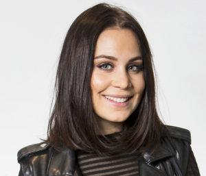 Laulaja Anna Abreu