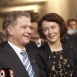 Presidentin vaalivalvojaiset vuonna 2012.