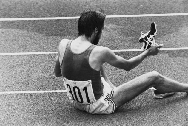 Lasse Viren vuonna 1976