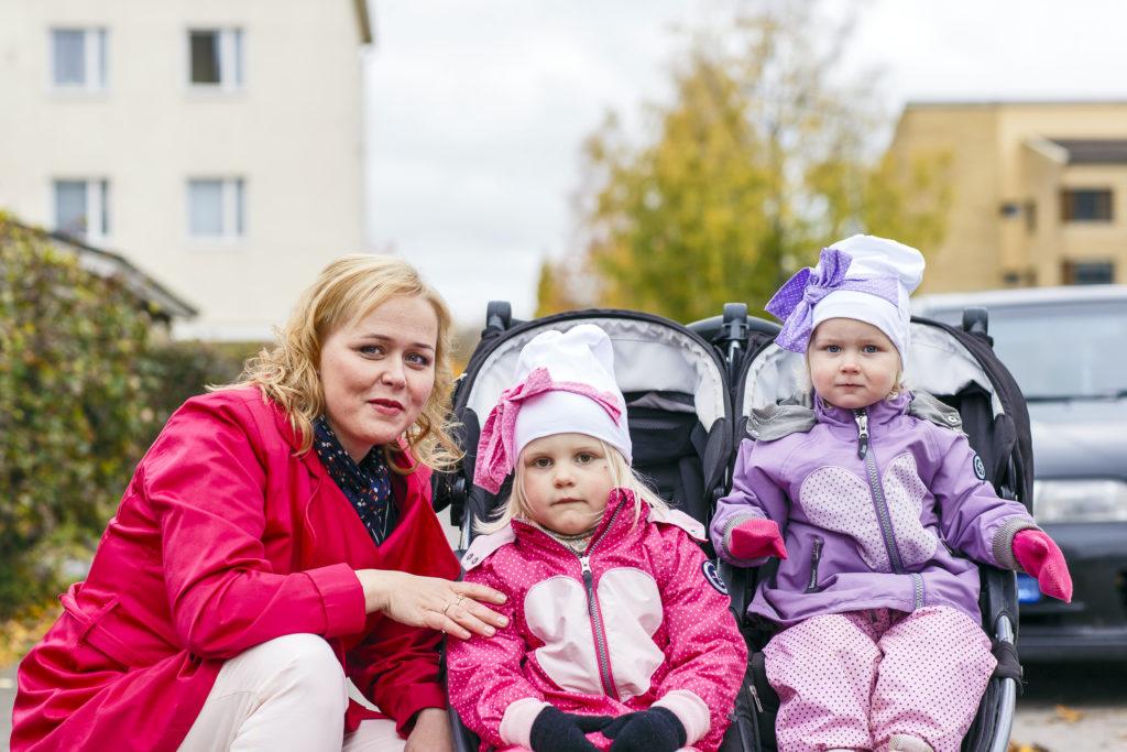 Katariina ja lapset