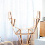 DE Designin Deer Shelf on turkulaista muotoilua hienostuneempaan makuun. Pistäydy Sisustuksen Koodi -kaupassa Linnankadulla.