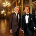 Giancarlo Giammetin ja Valentino Garavanin suhde alkoi romanttisena, mutta muuttui myöhemmin liikekumppanuudeksi.