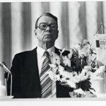 Kristillisen liiton pitkäaikainen puheenjohtaja Raino Westerholm oli KGB:n mukaan epäilyttävä henkilö.