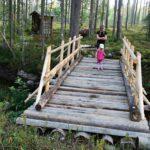 Vienan reitti on yksi Suomen vanhimmista kulkuväylistä.