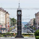 Petroskoin keskusta sykkii kuin suurkaupungissa. ©JUHA METSO/OTAVAMEDIA