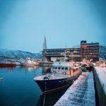 Tromssan keskustasta lähtevä valassafari sopii myös mukavuutta arvostavalle kaupunkilaiselle.