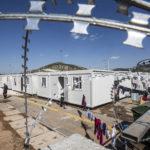 EU:n turvapaikkapolitiikkaan kuuluu, että se haluaa myös lujittaa rajavalvontaa.