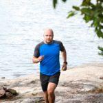 Pitkänmatkanjuoksu kasvattaa pitkäjänteisyyttä. Jarkko Heleä kertoo juoksun ja kovan liikunnan yhdistämisestä blogissaan My dirty fatbike. ©SUVI ELO