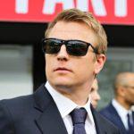 F1-kuljettaja Kimi Räikkönen on syntynyt 17.10.1979 ja on horoskoopiltaan vaaka.