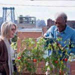 Ruth (Diane Keaton) ja Alex (Morgan Freeman) aikovat muuttaa.