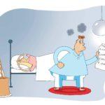 Sepon pitää tehdä kaikki itse: aloite, riisuminen, esileikit, itse akti. Vaimo vaan makaa sängyssä ottamassa vastaan hyväilyjä.