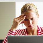 Jos työstressi tai parisuhdeongelmat kestävät pitkään, verenpaine voi nousta.