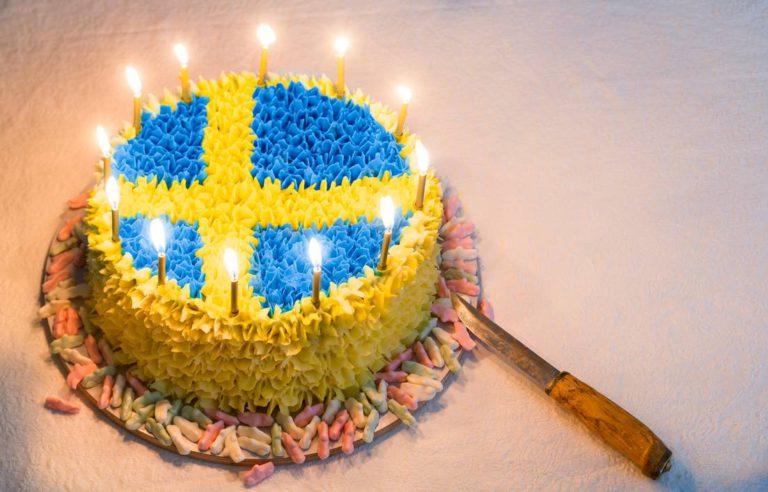 ruotsalaisuuden päivä