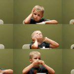 Klassisesta vaahtokarkkikokeesta löytyy netistä hauskoja videoita nimellä The Marshmallow Test.