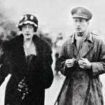 Christien pariskunta vuonna 1919, kun kaikki oli vielä hyvin.