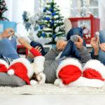 Jouluvalmisteluja ei kannata stressata.