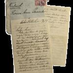 """""""Pankkiasiat"""" olivat umpikujassa. Vaikkei sitä voinut kirjeessä kertoa, suomalaisten toivo lepäsi Ruotsin kuninkaan harteilla."""