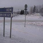 Kumpi keskussairaala? Tervolasta matka Kemiin on karvan verran lyhyempi kuin Rovaniemelle.