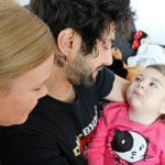 Noran vanhemmat saivat toivoa, kun lukivat tarinoita lapsista, joilla on sama sairaus kuin heidän tyttärellään, vaikkakin eri geenimuunnoksen seurauksena.