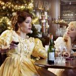 Niina Lahtinen ja Krisse Salminen ovat Siskonpedin kolmannen kauden päätöksessä joulutunnelmissa.