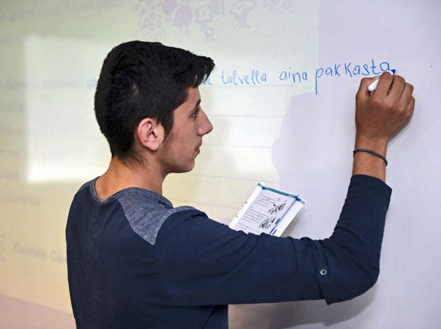 maahanmuuttajien kotouttamiskoulutus