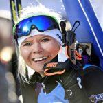 """Ampumahiihdon lisäksi Mari Laukkanen on menestynyt myös maastohiihdon sprinttilajeissa. """"Ilman muuta olen valmis hiihtämään olympialaisissa sprinttikisoja, jos käsky käy."""""""