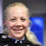 Ampumahiihtäjä Kaisa Mäkäräinen on syntynyt 11.1.1983.