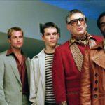 George Clooney, Brad Pitt, Matt Damon, Elliott Gould ja Don Cheadle ovat ryöstöpuuhissa.