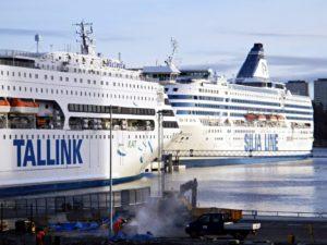 Halpa alkoholi on Tallinnan-laivojen vetonaulana hiipumassa.