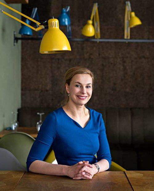 Anu Laitila on Suomen Viron-instituutin johtaja.