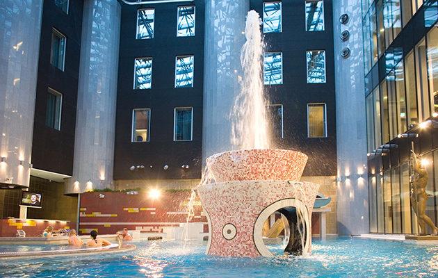 Aqua Spa -kylpylä, Tallink Spa & Conference Hotel