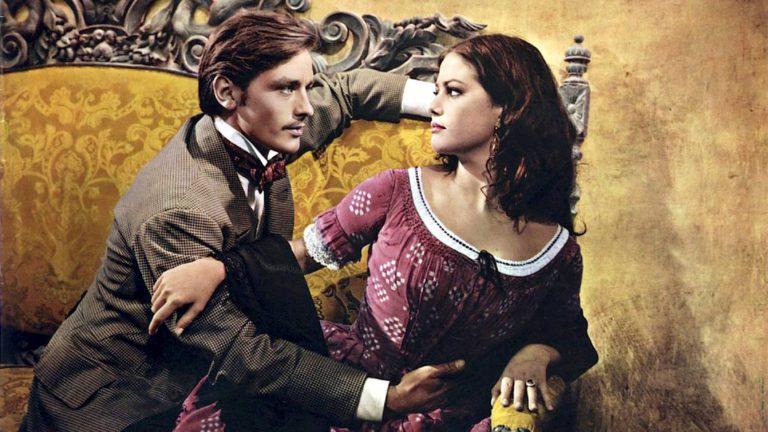Alain Delon ja Claudia Cardinale näyttelevät elokuvassa Tiikerikissa.