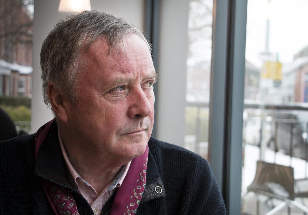 """Toimittaja Deric Henderson seurasi työkseen Pohjois-Irlannin konfliktia vuosina 1969–1998. """"Se ei ollut sotaa perinteisessä mielessä. Se oli surua, murhetta ja epätoivoa."""""""