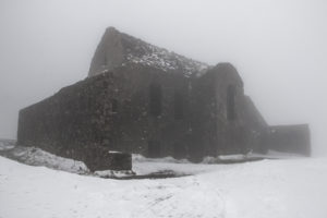 Hellfire Club on Dublinin riivatuin talo.
