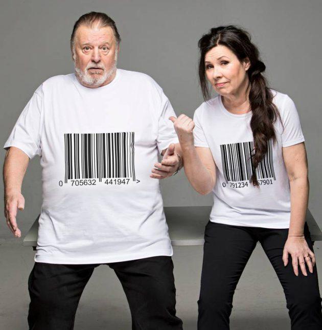 Esko Salminen ja Aino Seppo