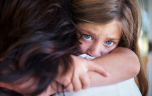 Lapsi kärsii aina avioerosta.