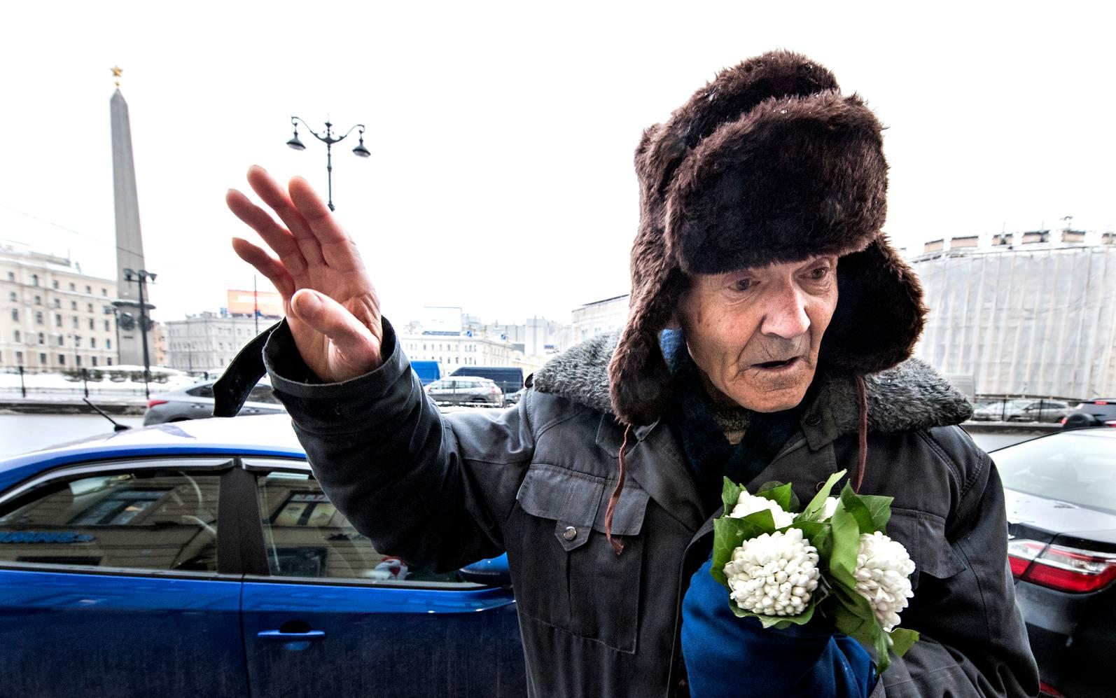 Nikolai Semjonovitš pitää Krimin liittämistä Venäjään historiallisesti perusteltuna.