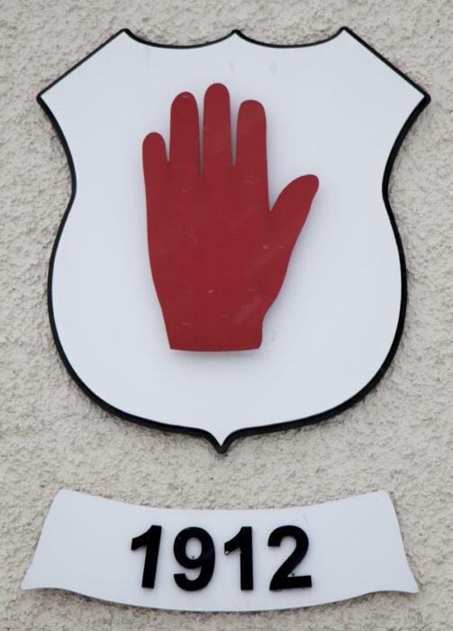 Ulsterin punainen käsi
