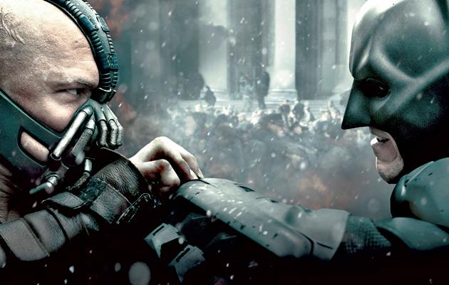 Batman ja Bane
