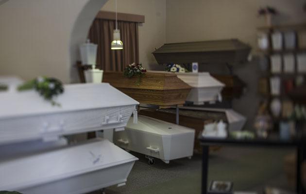 Perttalan hautaustoimisto sijaitsee Turussa.